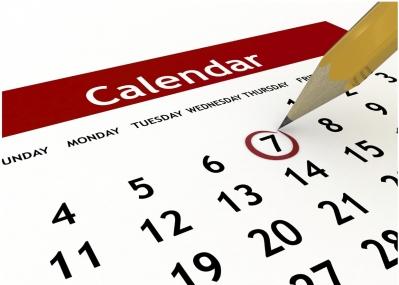 Calendario Corsi 2018/2019