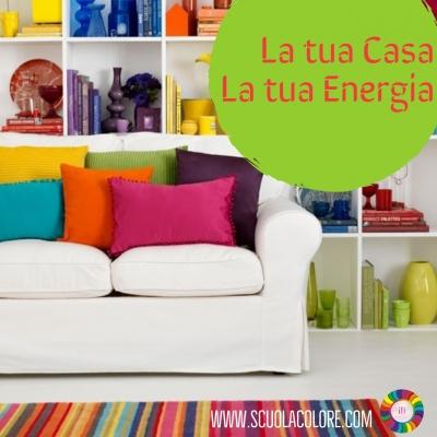 Corso La tua Casa la tua Energia