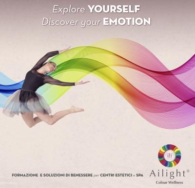I colori nel corpo - Color Healling Massage