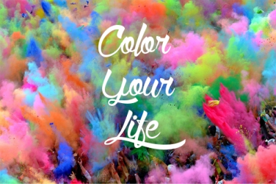 Colour is Life!